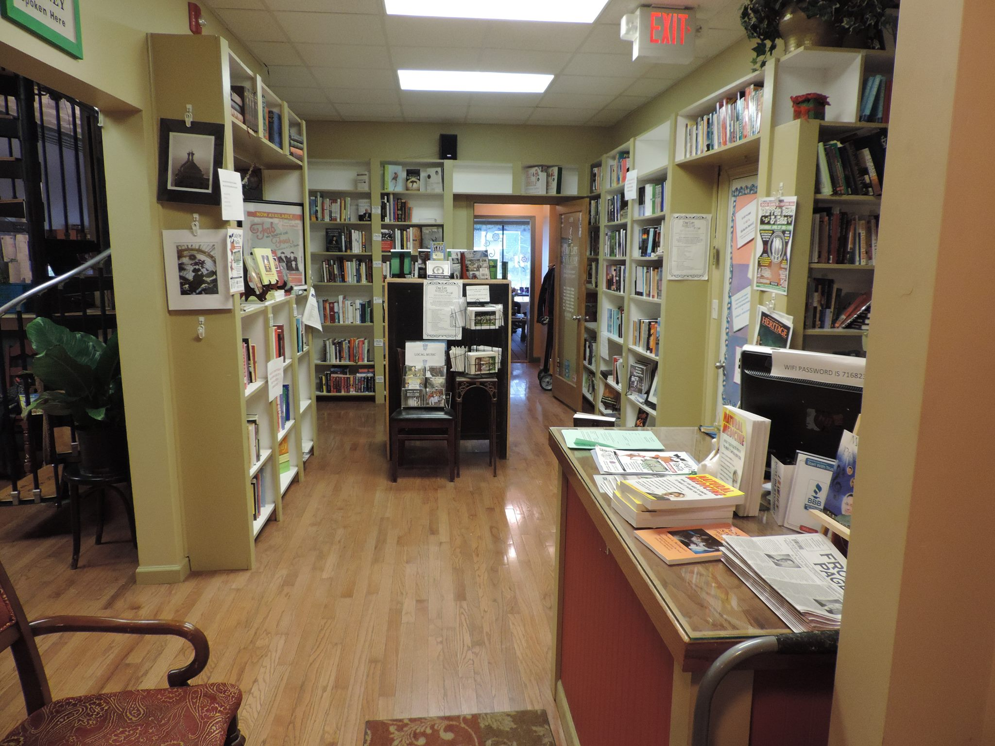 Dog Ears Bookstore